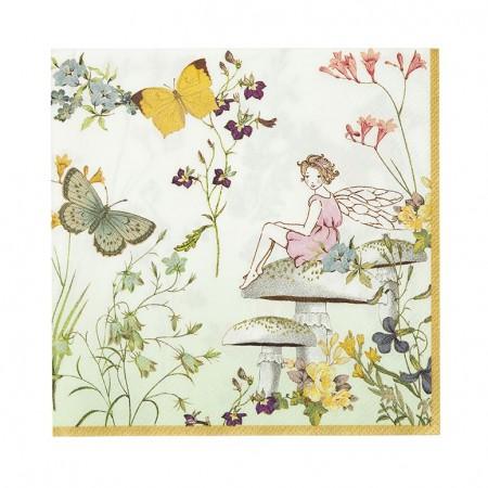Servilletas de papel, Fairy (20u.)