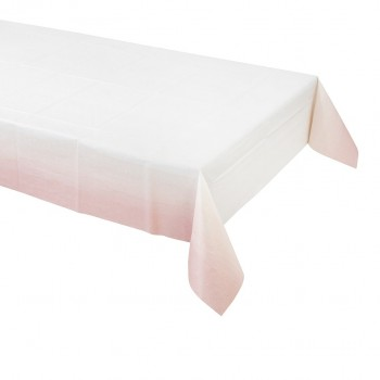 Pink Table Cover