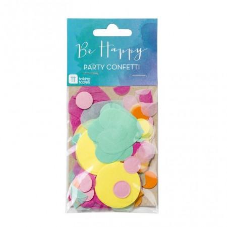 Be Happy Confetti