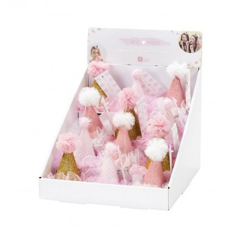 Mini gorro Pink