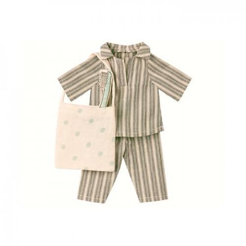 Pijama para ratoncito, con cepilllo dientes ( Medium )