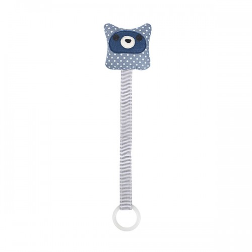 Ring Raccoon soother holder