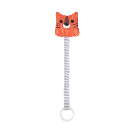 Ring Tiger soother holder