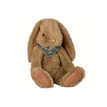 Fluffy Bunny, X Large -Brown