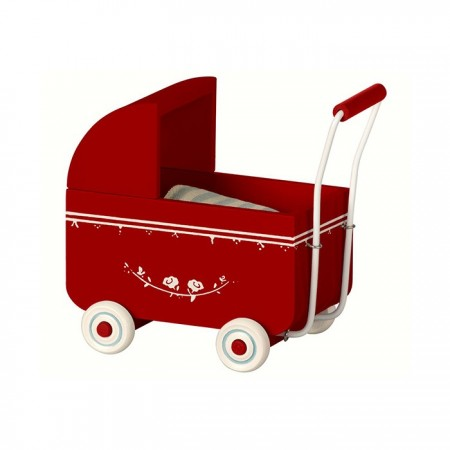 Carro rojo (My)