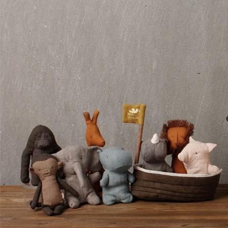Peluche hipopótamo, (Mini)